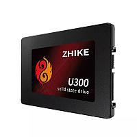 Флеш-накопичувач ZHIKE U300 120 ГБ SSD 2,5 дюймів SATA III твердотільний диск вбудованою пам'яттю, фото 1