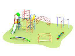 Дитячі і спортивні майданчики