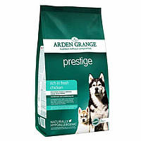 Arden Grange Adult Prestige chicken Корм сухой для взрослых собак с энергетическими потребностями 2 кг