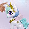 Интерактивный пони my little pony magical kiss unicorn princess celestia, фото 3