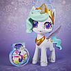 Интерактивный пони my little pony magical kiss unicorn princess celestia, фото 4