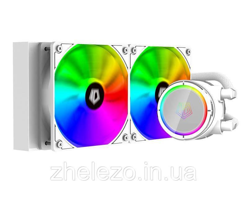 Система водяного охолодження ID-Cooling Zoomflow 240X Snow