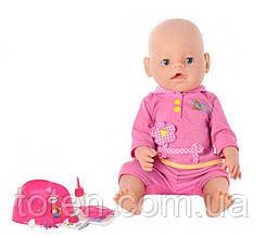 Лялька Пупс BB 8001-4 (Літо) Маленька Ляля новонароджений з аксесуарами