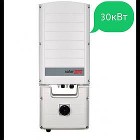 Мережевий інвертор SolarEdge SE30K Base (конвертори,інвертори,сонячна панель,зелений тариф)
