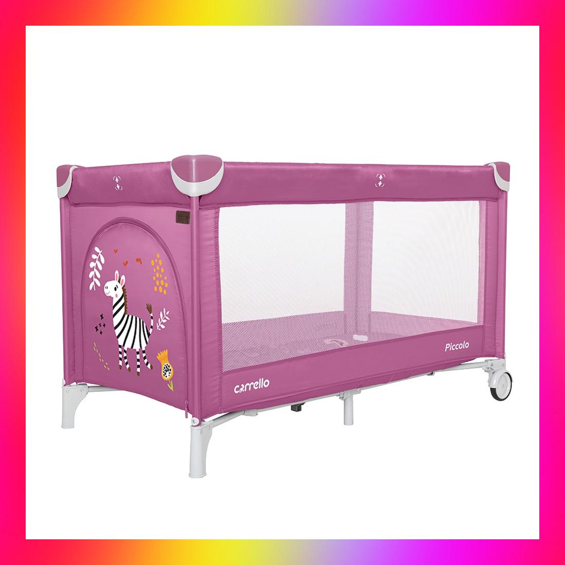 Дитячий манеж Carello Piccolo CRL-9203/1 Orchid Purple