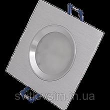 Точечный светильник квадрат