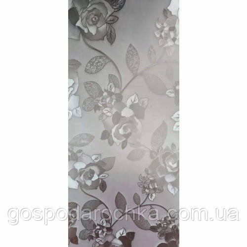 Клеенка мягкое стекло - Е4 с тиснением 0,8 мм 0,6 см *1 м