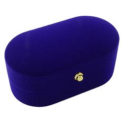 Коробочка для обручальных колец Синий