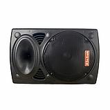 Bluetooth колонка портативная с двумя микрофонами + подключение флешки 1000 W BT120D 212D, фото 6