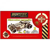 "Дерев'яний конструктор ""Автомобіль Monster"" BB2monst"