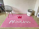 """Бесплатная доставка! Ковер в детскую  """"Принцесса""""  (160 *230 см), фото 2"""