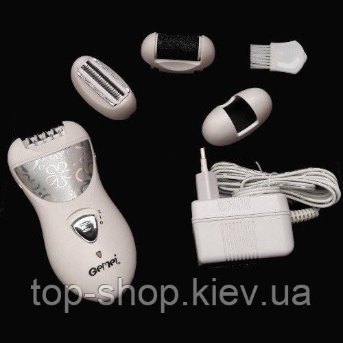 Епілятор жіночий 4в1 Gemei GM 3061
