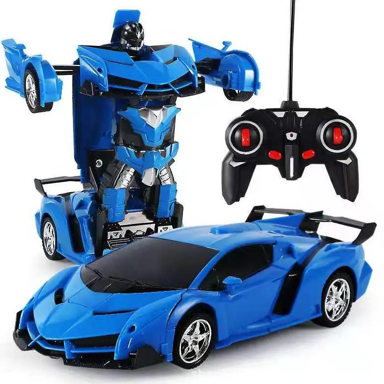 Машинка Трансформер Lamborghini Robot, Радиоуправляемая машинка-трансформер маленькая Transforms Lamborghini