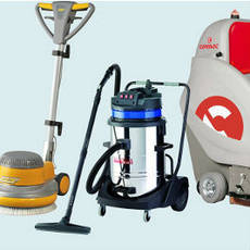 Промышленное уборочное и очистительное оборудование, общее