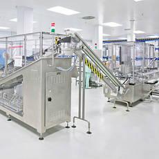 Фармацевтические производственные линии