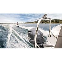 Двигун для човна Yamaha F100FETX- підвісний двигун для яхт і рибальських човнів, фото 5