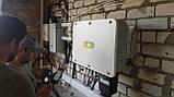 Комплект для мережевої сонячної електростанції 30 кВт (фотомодуль, інвертор,сонячна панель зелений тариф), фото 2
