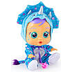 Інтерактивна лялька пупс cry babies tina тіна динозаврик, фото 3