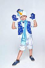 Снеговик карнавальный костюм на мальчика Размер 100-110 \ MS - НГ-1427-427