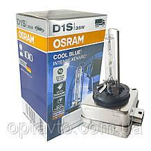 OSRAM D1S 35W 12-24V (P32d-2) XENARC. Авто лампа ксенон D1S OSRAM (Німеччина) +20% 5500К