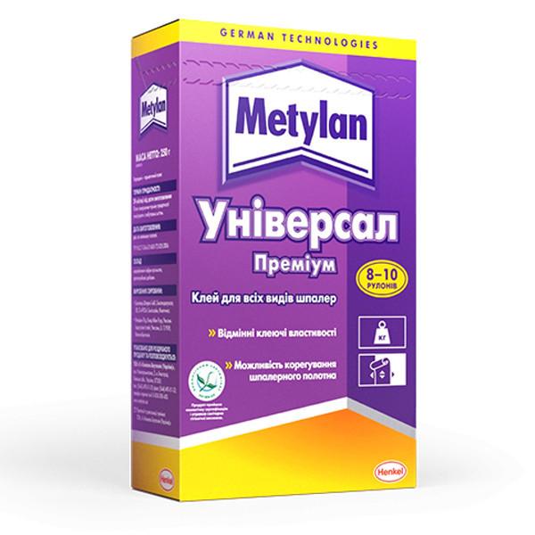 Клей шпалерний Метилан універсал Преміум 250гр./ 18 шт