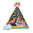 Детский вигвам шалаш игровая палатка для дома домик для детей Kospa Космос, фото 3