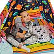 Детский вигвам шалаш игровая палатка для дома домик для детей Kospa Космос, фото 6