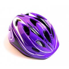 Шлем с регулировкой размера Фиолетовый цвет