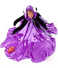 Осьминог детский карнавальный костюм Размер 120-130 \ MS - МЦ-1108-391