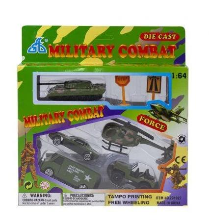 """Іграшковий набір """"Military Combat"""" міні-транспорт"""