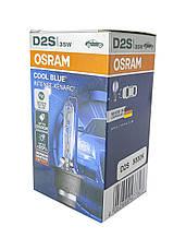 Ксенон лампа D2S OSRAM 12-24V 35W +20% 5000К Cool Blue Intense P32d-2 XENARC D2S OSRAM (Німеччина)