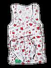 Майки трусики на дівчаток бавовна р. 68. Від 5шт за 24грн, фото 4