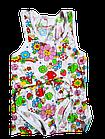 Майки трусики на дівчаток бавовна р. 68. Від 5шт за 24грн, фото 8