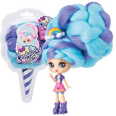 Кукла сюрприз Candylocks ароматная сахарная вата оригинал