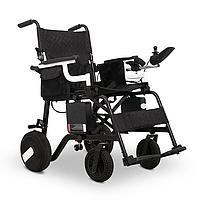 Легкая складная электроколяска для инвалидов MIRID D6030 (Батарея емкость 10Ач)
