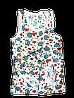 Майки трусики на дівчаток бавовна р. 68. Від 5шт по 24грн, фото 2