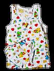 Майки трусики на дівчаток бавовна р. 68. Від 5шт по 24грн, фото 9