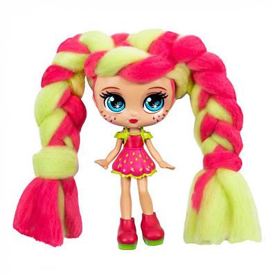 Кукла сахарная вата клубничная мэри Candylocks straw mary sugar style deluxe