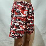 Чоловічі літні пляжні шорти з сіткою, фото 4