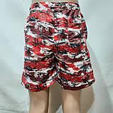 Чоловічі літні пляжні шорти з сіткою, фото 5