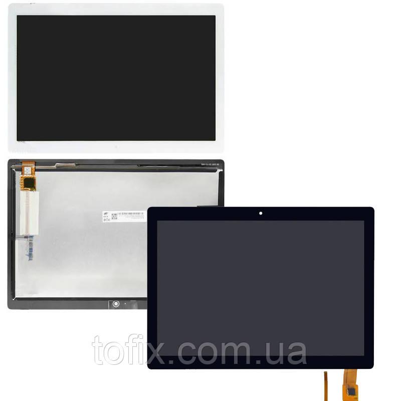 Дисплей для Lenovo Tab M10 TB-X505L HD LTE, TB-X505F Wi-Fi, модуль в сборе (экран и сенсор), оригинал