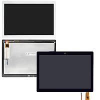 Дисплей для Lenovo Tab M10 TB-X505L HD LTE, TB-X505F Wi-Fi, модуль в сборе (экран и сенсор), оригинал, фото 1