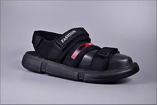 Мужские сандалии Black