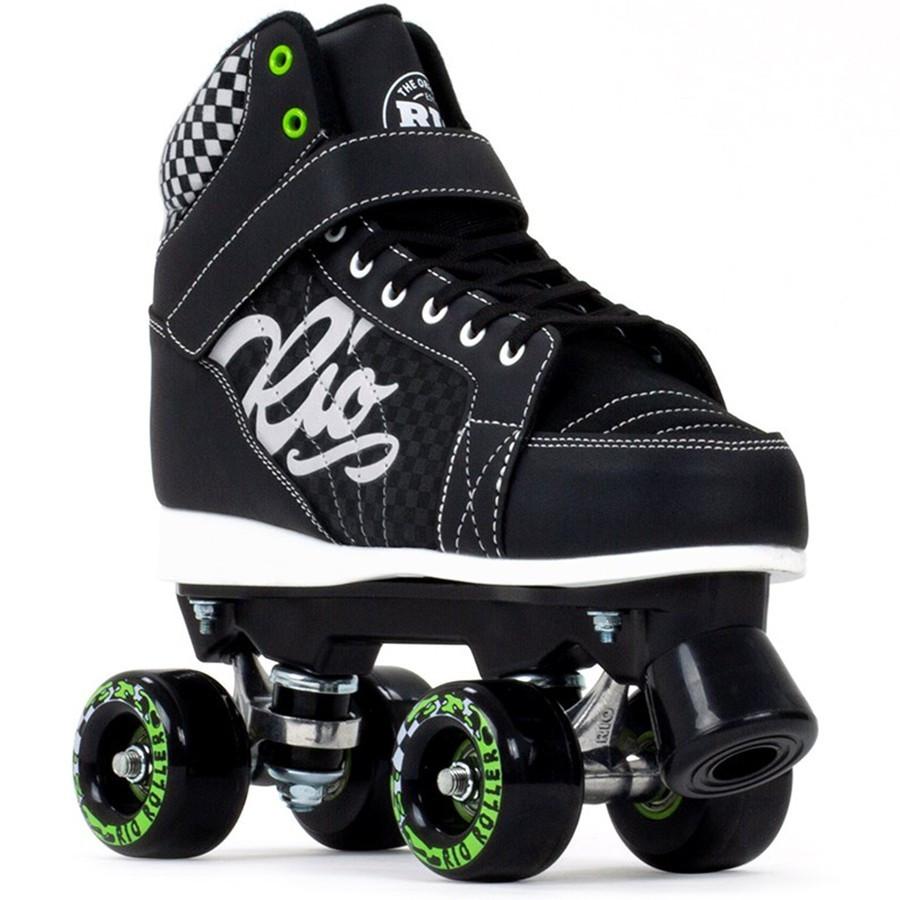 Дорослі роликові ковзани Rio Roller Mayhem II 40.5 black