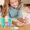 Кукла сюрприз солнечная blume doll в горшочке оригинал, фото 2
