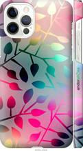 "Чехол на Apple iPhone 12 Pro Листья ""2235c-2052-2448"""