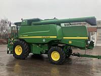 Зернозбиральний комбайн JOHN DEERE W650 2009 року