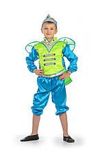Эльф детский карнавальный костюм Размер 110-125 \ MS - СК-244-365
