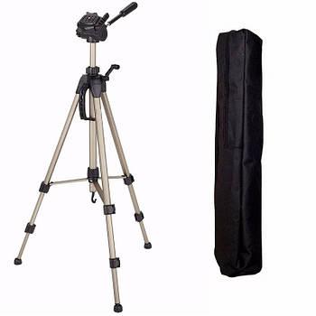 161см Штатив ARSENAL ARS-3750 для фото и видеосъемки / до 3,5кг