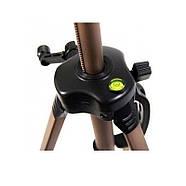 161см Штатив ARSENAL ARS-3750 для фото и видеосъемки / до 3,5кг, фото 5